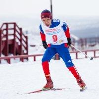 На финише :: Анастасия Рыжикова