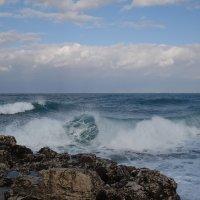 Закрученная волна :: Виктор Косюк