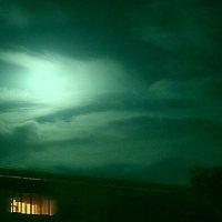 Окно в ночи :: Григорий Кучушев