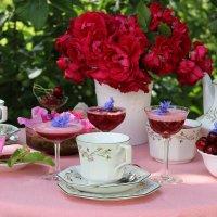Я приглашаю Вас на чай, приправленный душевным разговором, :: Mariya laimite