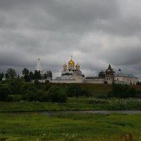 Лужецкий монастырь, Можайск город :: галина северинова