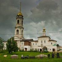 Белёвский Спасо-Преображенский мужской монастырь. :: Виктор Евстратов