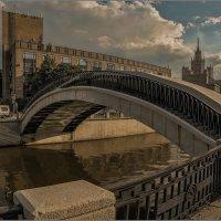 Про маленькие и большие мосты. :: Владимир Елкин