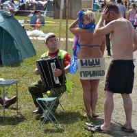 Из альбома Гринландия (фестиваль авторской песни в Кирове) :: Борис Гуревич