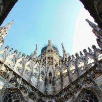 Duomo Milano фрагмент #1 :: M Marikfoto