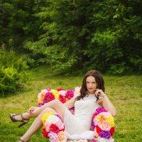 Сексуальная, красивая, необычная :: Анастасия Кочеткова
