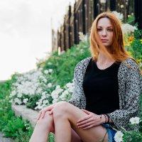 Юля :: Ольга Пышкина
