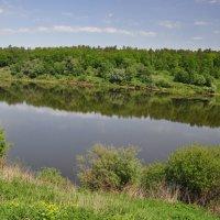 летом на реке :: Августа