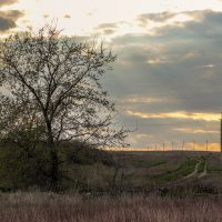 Весенний закат :: Meriguan91 Николай