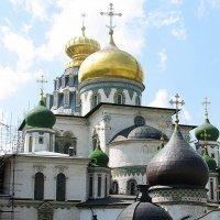 Воскресенский собор с подземной церковью Константина и Елены :: Елена Павлова (Смолова)