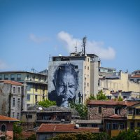 art in Istambul :: Zhansyly B