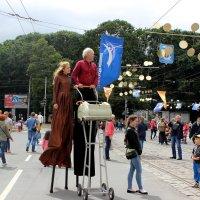 день города Калининграда :: Светлана Кажинская