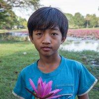 Дети Камбоджи. :: Владимир Леликов