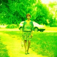 Зелёненькое платьице (песня) :: Евгений Золотаев