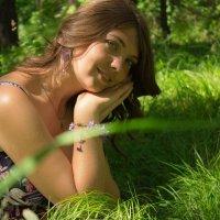 Очаровательная девушка Женя. :: ольга