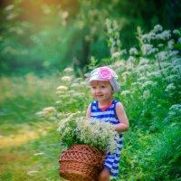 Своя ноша не тянет :: Юлия Галиева