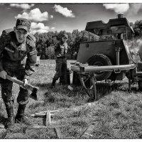 военно - полевая кухня :: Сергей Демянюк