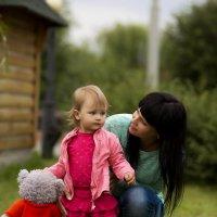 дочки матери :: Наталья Малкина