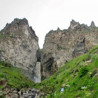 3346 водопад Султан :: Олег Петрушин