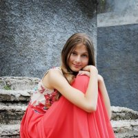 Smile :: Анастасия Кабдина
