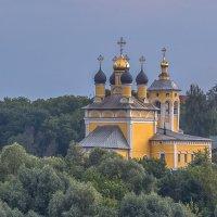 храм над Окой :: Сергей Цветков