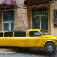 Дом, в котором жил Леонид Гайдай :: Евгений Кривошеев