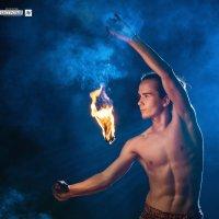 Огненный Феникс :: Александр Беспалый