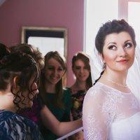утро невесты :: Kristina Budyak
