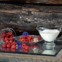 А позавтракать красиво...))) :: Нина Штейнбреннер