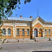 Особняк (конец XIX века), Самара, ул. Садовая :: Денис Кораблёв
