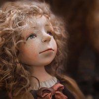 На выставке кукол :: Владимир Колесников