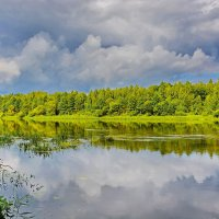 К  дождю. :: Валера39 Василевский.
