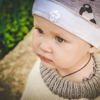 Вот такую малышку фотографировала :: Алина Губар