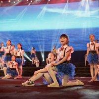 репетиция концерта в г.Фуджоу :: Андрей Фиронов