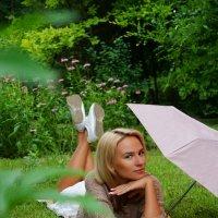 В парке :: Ната Коротченко