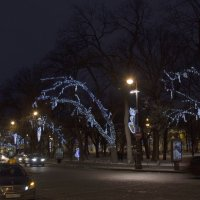 Ночной Петербург-5 :: Александр Рябчиков