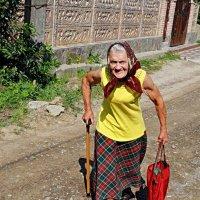 Старість не радість :: Степан Карачко