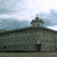 Здание :: Сергей Иванов