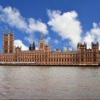 Английский парламент(Вестмистерский дворец) :: Евгений Дубинский