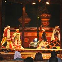 Танура -- национальный мужской танец с юбками :: Елена Михайловна