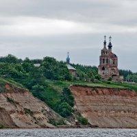 Высокие берега Волги :: Владимир Новиков