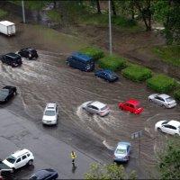 """""""Наводнение"""" на улице :: Вера"""