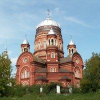Троицкий собор города Уржум :: Любовь