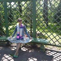 летний сад :: Olga Pavlova
