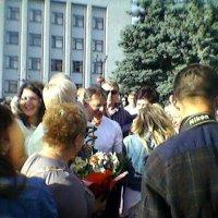 Встреча с народом! :: Миша Любчик