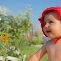 Маленькая, милая красотка :: Роман Хандошко