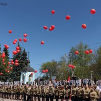 Летите шарики, летите... несите весточку, несите :: Екатерина Василькова