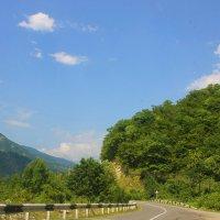 По дороге с облаками... :: Tatiana Markova