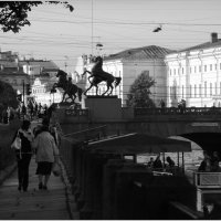 через Фонтанку :: sv.kaschuk