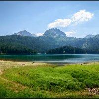 Жабляк. Черное озеро. :: Павел Поздняков